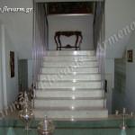 Μαρμάρινες σκάλες