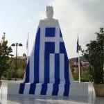Μνημείο Καλλιπάτειρας, Ιαλυσός Ρόδου