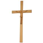 Σταυρός με τον Εσταυρωμένο μπρονζέ_αλουμινίου (Υψ.33ΧΠλ.16) κωδ.118.5 ή (Υψ.44,5ΧΠλ.20,5) κωδ.118.3
