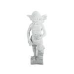 Αγγελάκι με ρόδα (Υψ.29ΧΠλ.10,5) κωδ.60-604