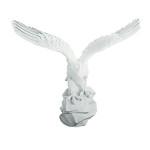 Αετός με ανοιχτά φτερά πάνω σε βράχο (Υψ.39ΧΠλ.32,5) κωδ.60-616