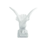 Περιστέρι με ανοιχτά φτερά που νεύει δεξιά (Υψ.21ΧΠλ.25) κωδ.60-615