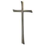 Σταυρός αντικέ_ορειχάλκινος (Υψ.45ΧΠλ.20) κωδ.21-8247