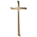 Σταυρός επίχρυσος_ορειχάλκινος (Υψ.45ΧΠλ.20) κωδ.21-247