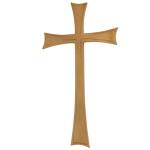 Σταυρός μπρονζέ_αλουμινίου (Υψ.43ΧΠλ.22,5) κωδ.108.9