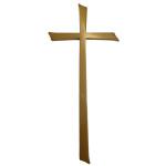 Σταυρός μπρονζέ_ορειχάλκινος (Υψ.45ΧΠλ.20) κωδ.21-247