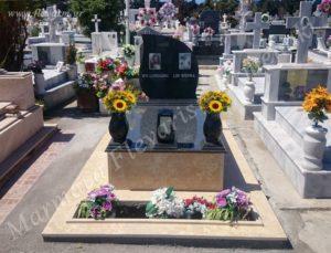 Ταφικό μνημείο οικογενειακού μεγέθους (Κωδ. Ρόδος E. 005)