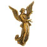 Άγγελος Υμνών μπρονζέ_ορειχάλκινος (Υψ.16ΧΠλ.10) κωδ.36-342