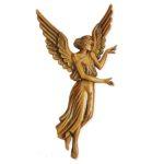 Άγγελος Υμνών μπρονζέ_ορειχάλκινος (Υψ.45ΧΠλ.24) κωδ.35-341