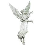 Άγγελος Υμνών χρωμίου_ορειχάλκινος (Υψ.45ΧΠλ.24) κωδ.35-6341