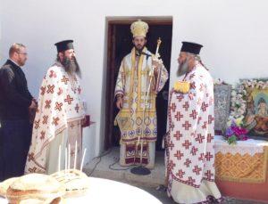 Ιερό Εξωκκλήσιο του Αγίου Δημητρίου