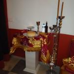 Εγκαίνια ιερού ναού Αγίου Στεφάνου Ρόδος