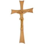 Σταυρός με τον Εσταυρωμένο μπρονζέ_αλουμινίου (Υψ.43ΧΠλ.22,5) κωδ.118.9