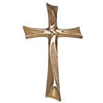 Σταυρός επίχρυσος_ορειχάλκινος (Υψ.47ΧΠλ.28) κωδ.29-246