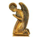 Άγγελος Υμνών μπρονζέ_ορειχάλκινος (Υψ.12,5ΧΠλ.7) κωδ.35-343