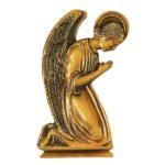 Άγγελος Υμνών μπρονζέ_ορειχάλκινος (Υψ.12,5ΧΠλ.7) κωδ.35-344