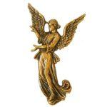 Άγγελος Υμνών μπρονζέ_ορειχάλκινος (Υψ.16ΧΠλ.10) κωδ.35-342