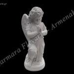 Αγγελάκι σε στάση προσευχής (Υψ.24ΧΠλ.12) κωδ.60-608