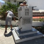 Μνημείο Οικονόμου Ευάγγελου Ευαγγελίδη 002